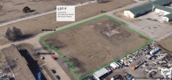 Lot F Land Parcel at Topeka Regional Business Center