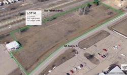 Lot M Land Parcel at Topeka Regional Business Center