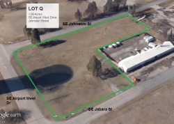 Lot Q Land Parcel at Topeka Regional Business Center